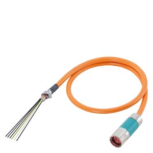 Cable Sinamics-6FX5002-5CG10-1AC0-SIEMENS